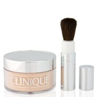 Blended Face Powder and Brush