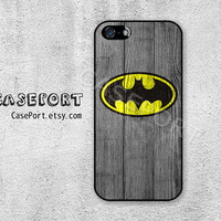 Batman iPhone 5 Case, iPhone 5 Cover, Case for iPhone 5, iPhone Hard Case