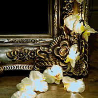 Orchid Fairy Lights in Cream UK Plug - Urban Outfitters