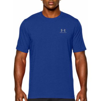 Under Armour Mens Charged Cotton Sportstyle T-Shirt - Size 2XL/XL/Large - NWT