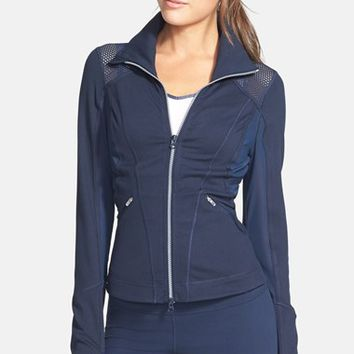 Women's Zella 'Double Mesh' Jacket