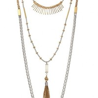 Riad Layering Necklace