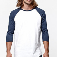 On The Byas Logan Baseball T-Shirt at PacSun.com