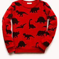 Dino Parade Sweatshirt (Kids)