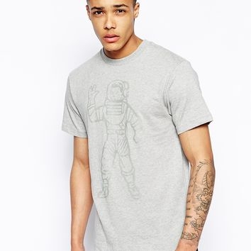 Billionaire Boys Club T-Shirt with Astronaut Print