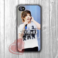 tommo 91 louis tomlinson -1nny for iPhone 4/4S/5/5S/5C/6/ 6+,samsung S3/S4/S5,samsung note 3/4