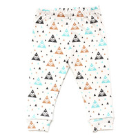 Mountains and Triangle Leggings or Shorts