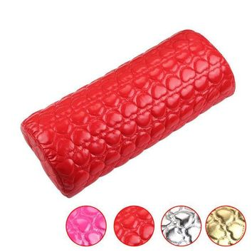 ESBONEJ OPAL FERRIE - Stitched Leather Nail Manicure Pillow for  Hand/Arm Rest Cushion Nail Tool Equipment