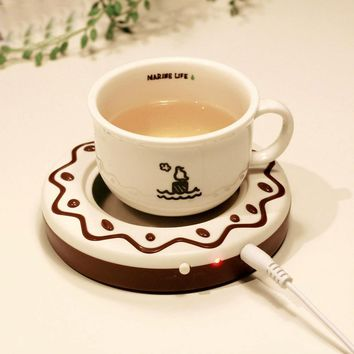 winter warm usb cup warmer coffee tea cup gift  number 1