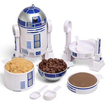 Exclusive Star Wars R2-D2 Measuring Cup Set