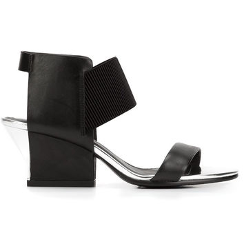 Raiko Sandals in Black