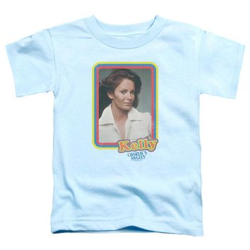 Charlies Angels - Kelly Portrait Short Sleeve Toddler Tee