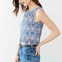 BB Dakota Lilly Top- Blue