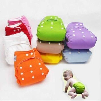 Newborn Baby Boy Girl Infant Washable Cloth Diaper Cover Reusable Cloth Diapers Cloth Diaper Babes Nappy 0-2years
