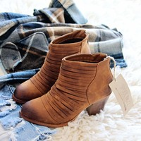 Fable Strap Booties