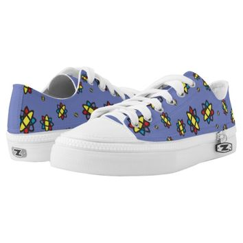 wheel of Fortune Printed Shoes