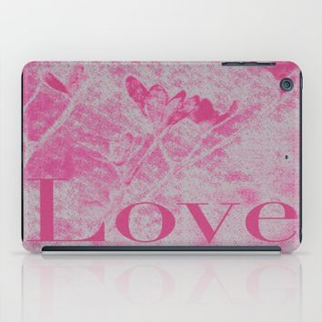 Love Me! iPad Case by Stacy Frett