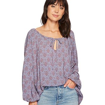 Jen's Pirate Booty Medallion Mina Tunic Top