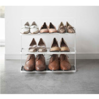 WIDE TOWER SHOE RACK