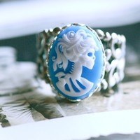 Miss Skeleton Ring