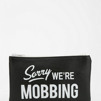 Married To The Mod Mobbing Long Zip-Pouch