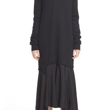 Women's Y's by Yohji Yamamoto Pullover Dress, Size 2 - Black