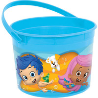 Bubble Guppies Favor Bucket