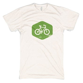 Cruiser Bike Cotton T-Shirt
