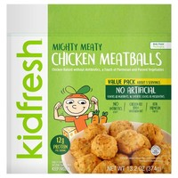 Kidfresh Mighty Meaty Chicken Meatballs - 13.2oz