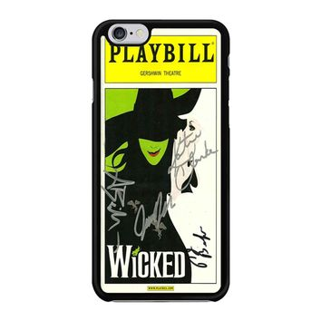 Playbill Gershwin Theatre Iphone 6 / 6S Case