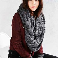 Variegated Cozy Eternity Scarf