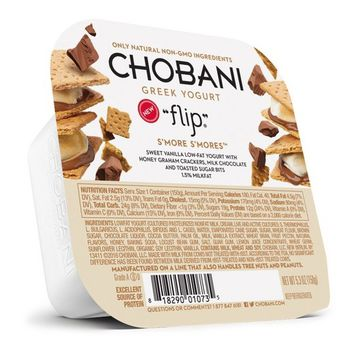 Chobani® Flip Sweet Vanilla Low Fat Greek Yogurt - 5.3oz