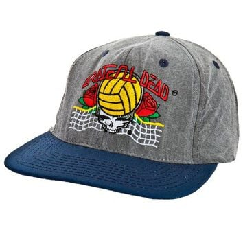 DCCKIS3 Grateful Dead - Volleyball Baseball Cap
