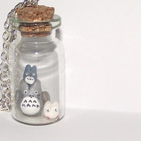 FREE SHIPPING My Neighbor Totoro Pendant