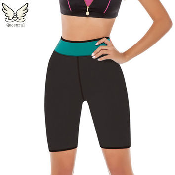 Control Pants slimming shaper slimming underwear for women  Pants Slimming sportes pants female sashes shapewear neoprene shorts