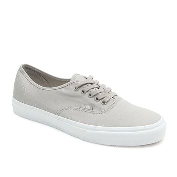 Vans Authentic Morning Dove Shoes - Mens Shoes - Gray