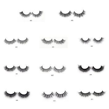 visofree mink eyelashes 3d mink lashes false eyelashes 11 styles