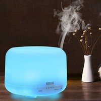 500ml Essential Oil Diffuser Amir