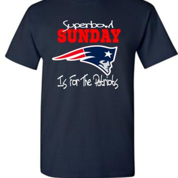 Superbowl New England Patriots Shirt