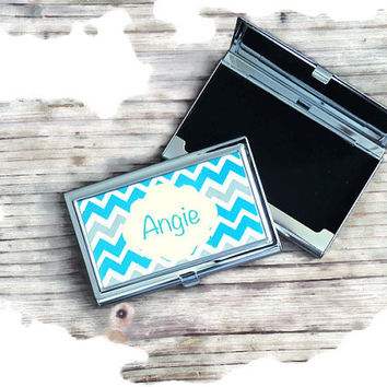 business card holder, personalized business card holder, mothers day gift, first job gift, monogrammed gift, personalized gift, fathers day