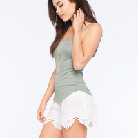 Rip Curl Modern Love Womens Shorts White  In Sizes