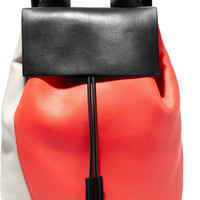 Marni - Pod color-block leather backpack