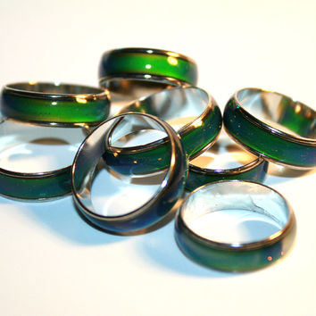 90's Mood Rings - Vintage 90's Fashion Ring