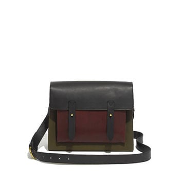 The Essex Messenger - crossbody bags - Women's BAGS - Madewell