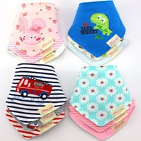 Toddler Triangle Towel