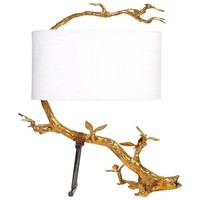 Kyoto Cast Brass Table Lamp