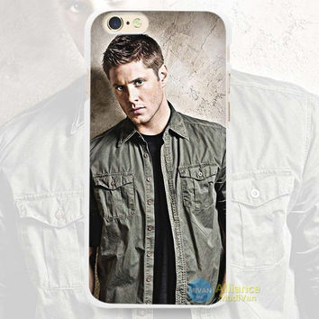Dean from Supernatural Phone Case For iPhone 7 7Plus 6 6s Plus 5 5s SE