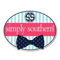 Simply Southern Decal - Bow