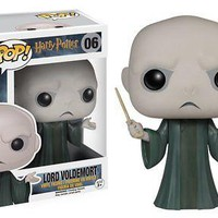 Funko Pop Movies: Harry Potter - Lord Voldemort Vinyl Figure