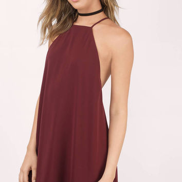 Little Thrills Shift Dress